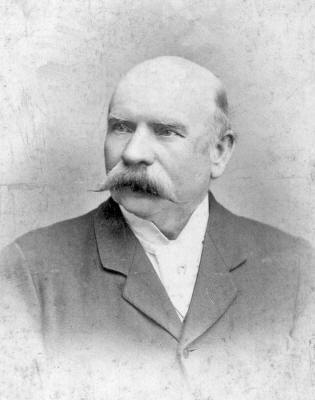 Photo of William Slade taken about 1897