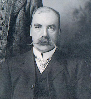 Photo of William John Slade about 1910